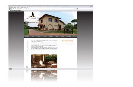 Sito web La Gatta sul Tetto