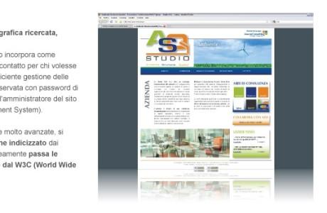 Sito Web Studio ASQ