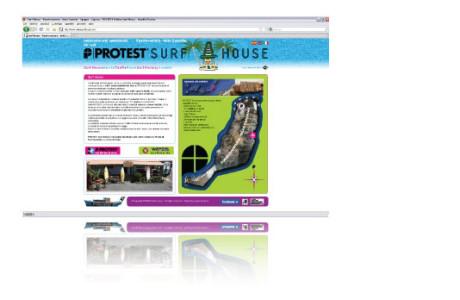 Sito web Wailua Protest Surf House