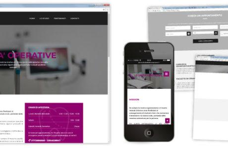 sito-web-studio-dentistico-ceccano-pagine